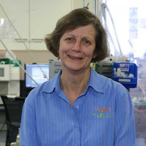 Dr Georgina Child