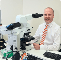 Specialist Doctor Stephen Yeomans