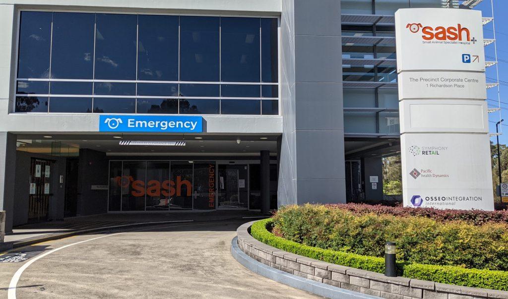 SASH Emergency Critical Care
