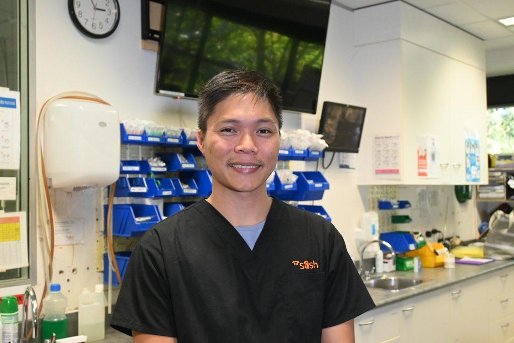 Dr Nicholas Lai